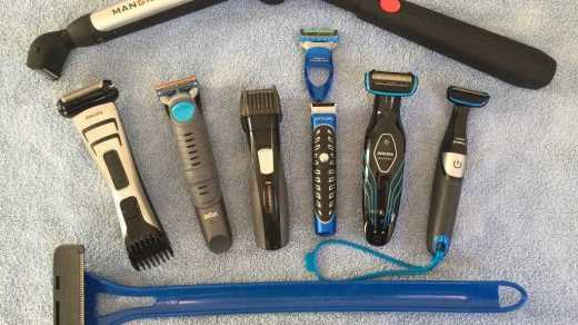 5 Best Body Groomer Reviews Of 2019 1