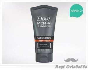 best men's face scrub 2018