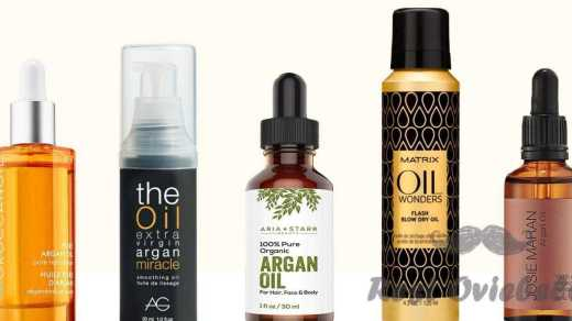 10 Best Oil To Moisturize Hair Reviews Of  2019 2