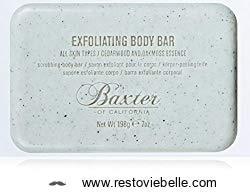 Baxter Of California Men's Exfoliating Body Bar Soap