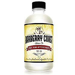 Bay Rum Aftershave - from Barberry Coast Shave