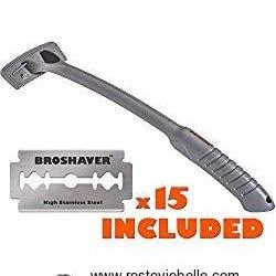Bro Shaver Back Hair Shaver