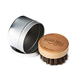 Can You Handlebar-Beard Oil Brush