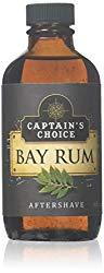 Captain's Choice Original Bay Rum AfterShave