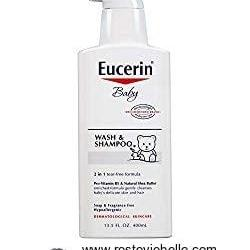 Eucerin Baby Wash Shampoo