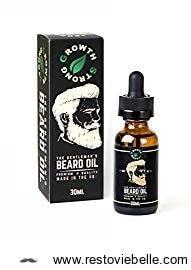Growth Strong Beard Oil