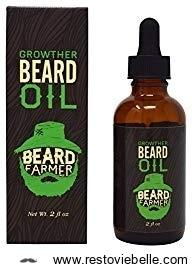 GROWTHER Beard Growth Oil