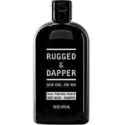 Rugged & Dapper Body Wash