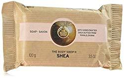 The Body Shop Shea Bar Soap