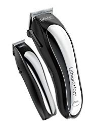 Wahl Lithium Ion Hair Clippers and Trimmers