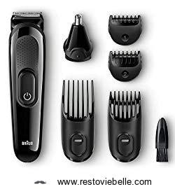Braun MGK3020 Men's Beard Trimmer