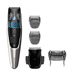 Philips Norelco Beard Trimmer Series 7200, Vacuum-Trimmer