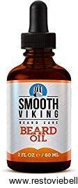 Smooth Viking Beard Growth Oil