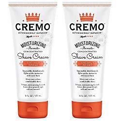 Cremo Moisturizing Shave Cream