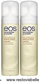 EOS Ultra Moisturizing Shave Cream