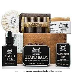 Maison Lambert Deluxe Beard Care Kit