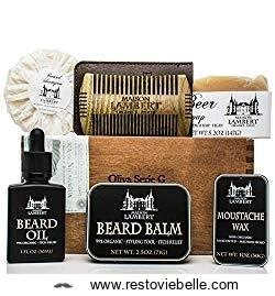 Maison Lambert Deluxe Beard Care Kit