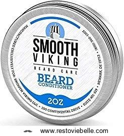 Smooth Viking Beard Conditioner for Men