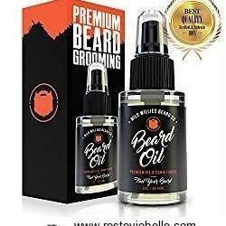 Wild Willies Beard Elixir