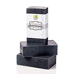 Activated Charcoal Soap Bar for Men
