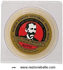 Colonel Conk World Famous Shaving Soap