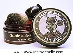 Sir Hare Old Fashioned Shaving Soap