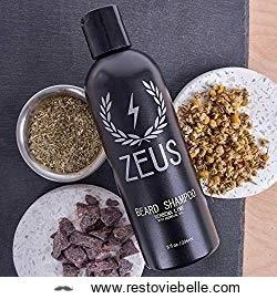Zeus Beard Shampoo And Wash