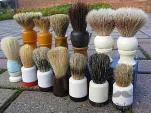 The Types Of Shaving Brushes
