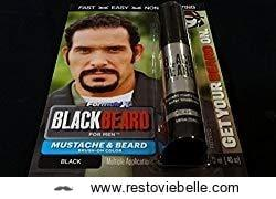 Black Beard Dye For Men - Best Beard Dye For Sensitive Skin 1