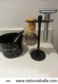 Escali 100% Pure Badger Shaving Brush 1
