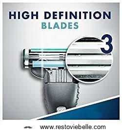 Gillette Mach3 Men's Disposable Razor 1