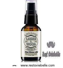 Lather Wood Pre Shave Oil