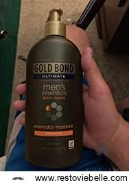 Gold Bond Men's Everyday Essentials Hand Lotion 1