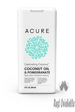Acure Captivating Coconut Body Wash,