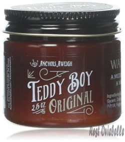 Anchors Hair Company Teddy Boy