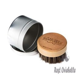 CanYouHandleBar Beard Oil Brush