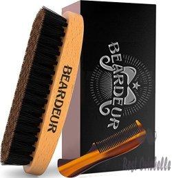 Beard Brush, Best Natural Wooden