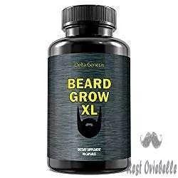 Beard Grow XL&Facial Hair Supplement