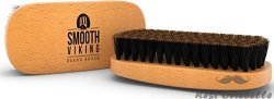 Smooth Viking Wild Boar Beard Brush 1