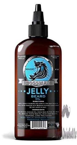 Bossman Beard Oil (4oz) –