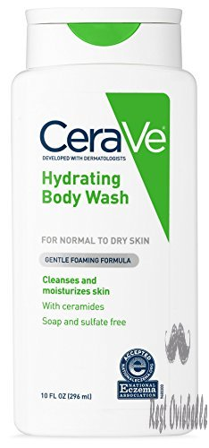 CeraVe Body Wash for Dry