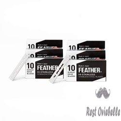 Feather FHS-10 Single Edge Razor