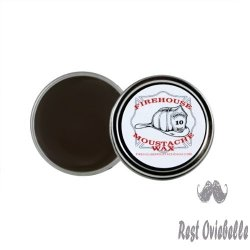 Firehouse DARK Moustache Wax –Strong,