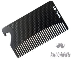 Go Comb - Metal Mens