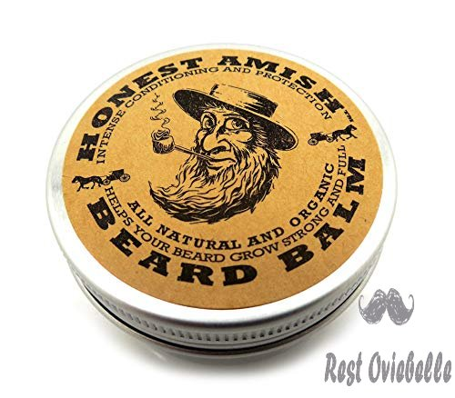 Honest Amish Beard Balm