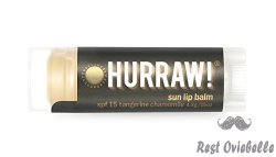 Hurraw Sun Protection (SPF 15,