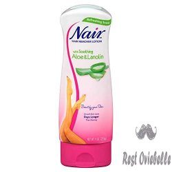 Nair Hair Remover Lotion For
