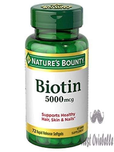 Nature's Bounty Super Potency Biotin