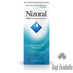 Nizoral Anti-Dandruff Shampoo With Ketoconazole
