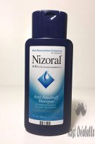 Nizoral Anti-Dandruff Shampoo With Ketoconazole 1